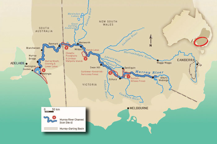Annual Report Murray Darling Basin Authority