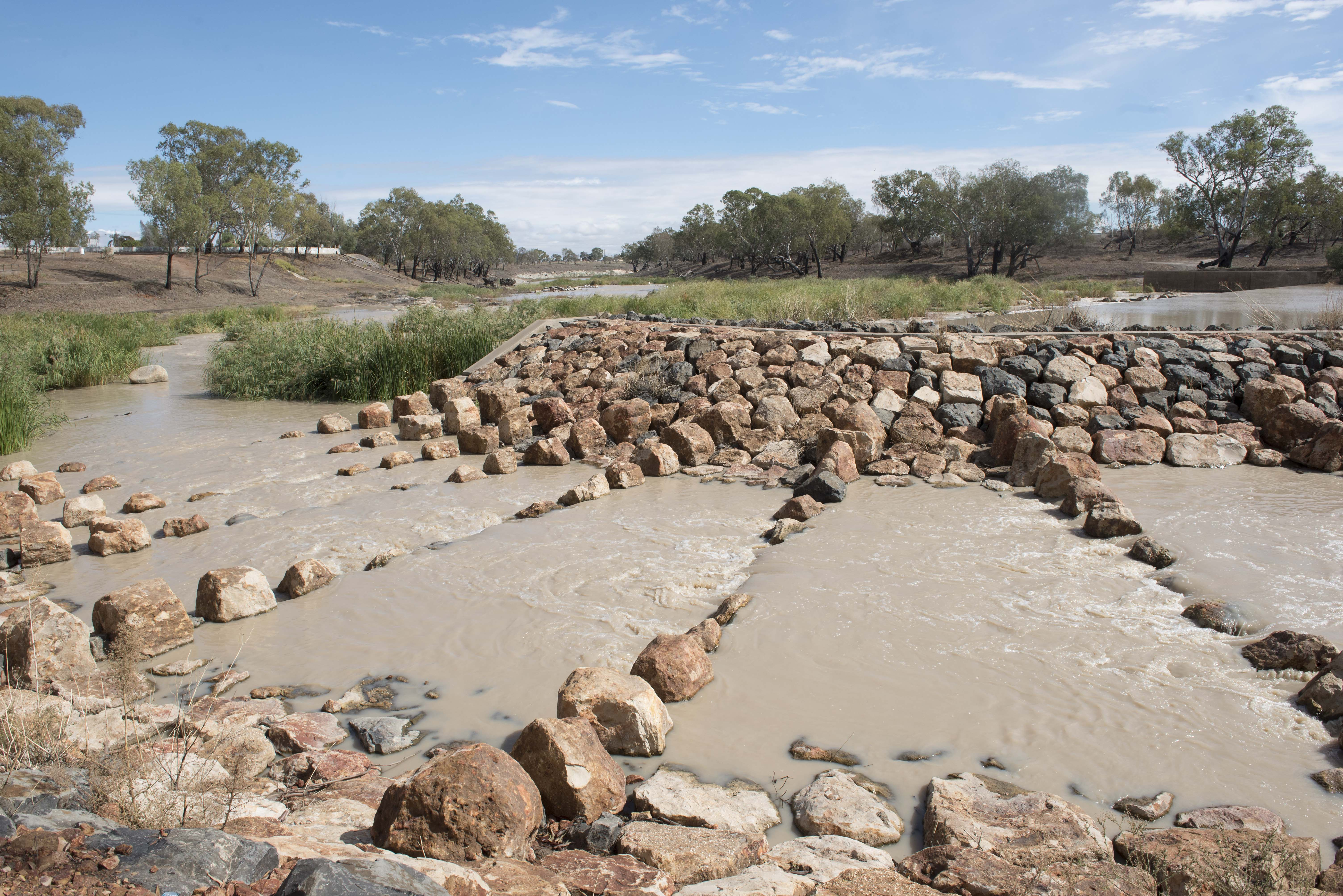 Brewarrina fish traps, Barwon–Darling River