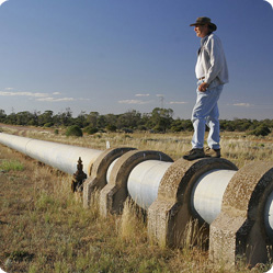 The Morgan-Whyalla Pipeline