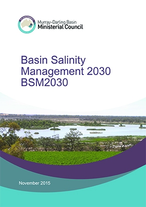 Basin salinity management 2030: strategies and reports