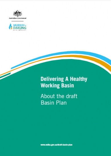 Delivering a healthy working Basin
