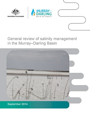 General Review of Salinity Management