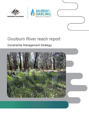 Goulburn River reach report