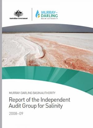 Report of the Independent Auditors for Salinity 2008-09