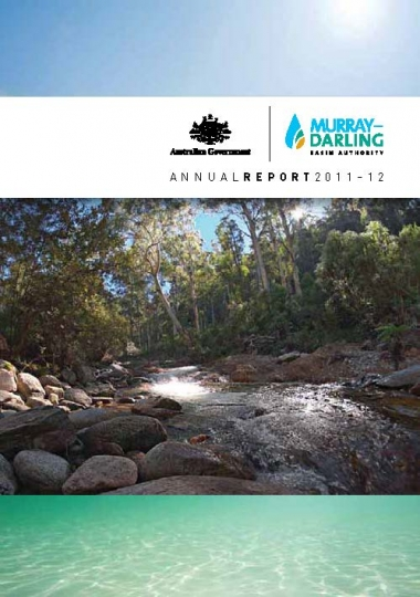 Murray–Darling Basin Authority annual report 2011-12