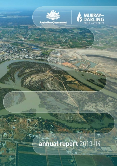 Murray–Darling Basin Authority annual report 2013-14