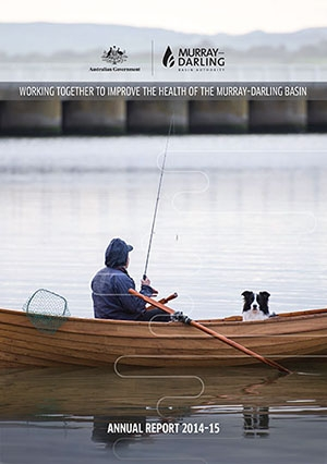 Murray–Darling Basin Authority annual report 2014-15