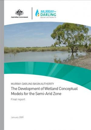 The Development of Wetland Conceptual Models for the Semi-Arid Zone