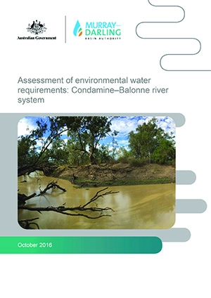 Assessment of environmental water requirements - Northern Basin review