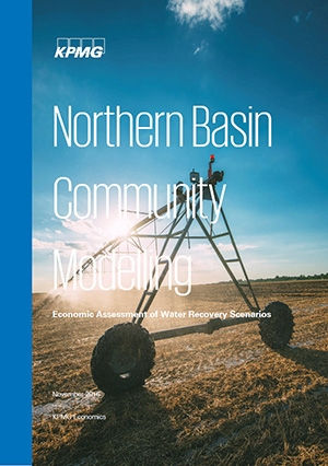 Northern Basin Review - economic modelling