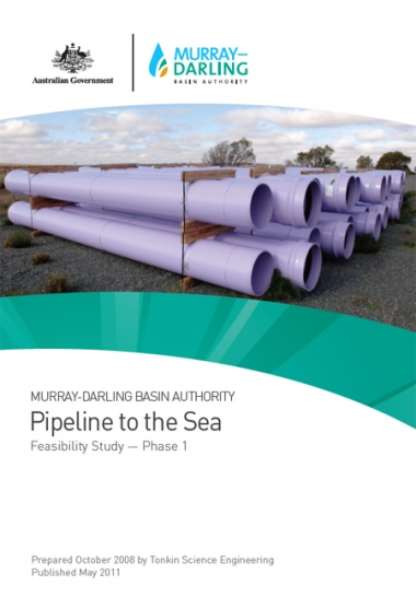 Pipeline to the Sea