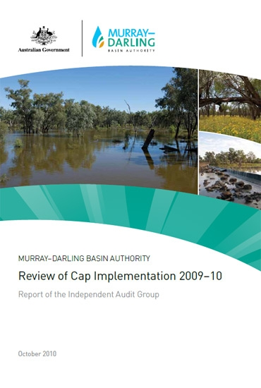 Review of Cap Implementation 2007-08