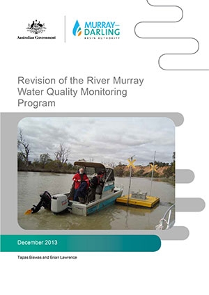 Revision of the River Murray WQ Monitoring Program
