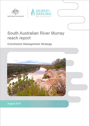 South Australian River Murray reach report
