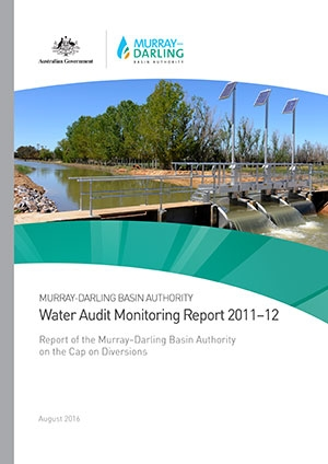 Water Audit Monitoring Report 2011-12