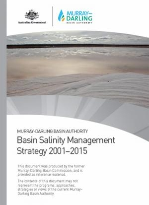 Basin Salinity Management Strategy 2001–2015