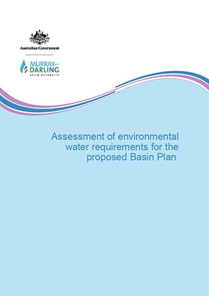 Assessing environmental water requirements for the Basin's rivers