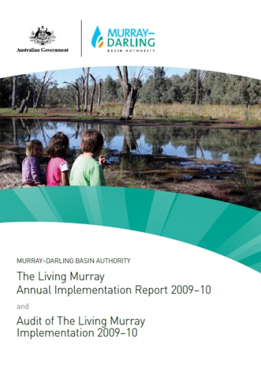 TLM Annual Implementation Report 2009–10 and Audit of TLM Implementation