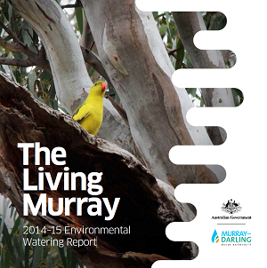 The Living Murray 2014–15 environmental watering report
