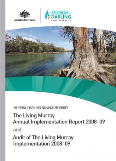 The Living Murray Annual Implementation Report 2008–09
